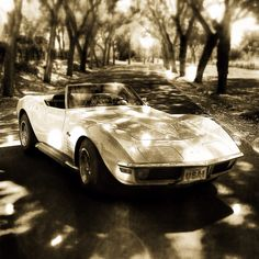 1971 Corvette Stingray