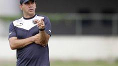 BotafogoDePrimeira: 'Vão investir, mas não muito', diz Ricardo Gomes, ...