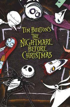 #Tim Burton#Disney#Nightmare Before Christmas