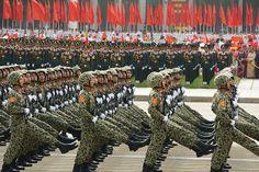 Synchronicity www.emporiumhanoi.com #Hanoi #Vietnam #photo #photography #parade #independence #travel