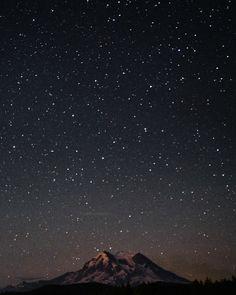 // Mount Rainier, WA
