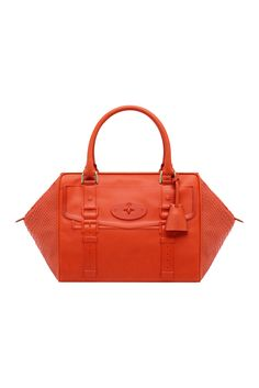 Mulberry bag #Tangerine