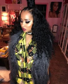 Tammy Rivera - 'Hair On Point' Black Girls Hairstyles, Pretty Hairstyles, Weave Hairstyles, Straight Hairstyles, Tammy Rivera, Best Human Hair Extensions, Curly Hair Styles, Natural Hair Styles, Hair Supplies
