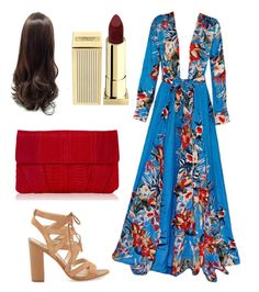 """❤️"" by athziri-galindo on Polyvore featuring Sam Edelman, Inge Christopher and Lipstick Queen"