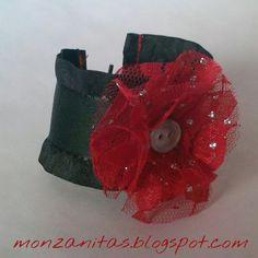 Monzanita's: Ribbon Bracelet