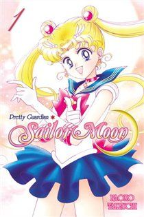 Sailor Moon Comic books on sale at Chapters!!!