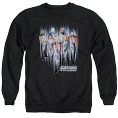 Star Trek - Beam Us Up Adult Crewneck Sweatshirt