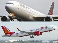 Ahora vas y lo caskas: Air India cartel con Brussels Airlines, Jet Airway...