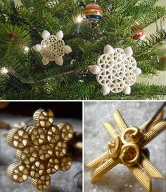 Decoração barata para o Natal