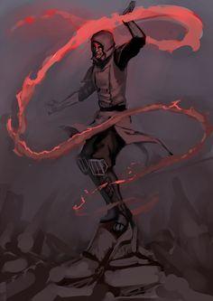 Character design and concept development - Imbalanced #Amon