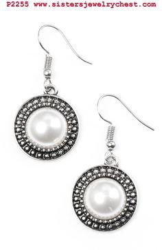 Plain BOSS Stud Earrings in Silver-Tone SIgij