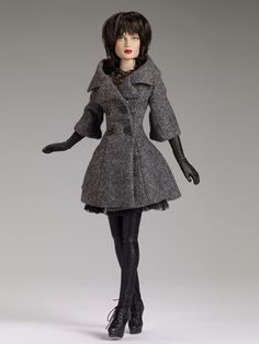 Robert Tonner Tyler Wentworth City Tweed ~ Brand New ~ LE 300 #DollswithClothingAccessories