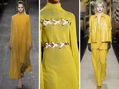 trend moda giallo#yellow #trend #fashiontrend #fw2016 #fashion #fashionblog #fashionblogger #inspiration