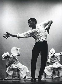 Alvin Ailey, Jr (1931 - 1989) - Find A Grave Photos