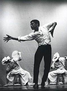 Alvin Ailey, Jr (1931 - 1989) - Find A Grave Photos