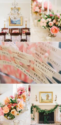 Simple Beautiful Baby Shower for a girl