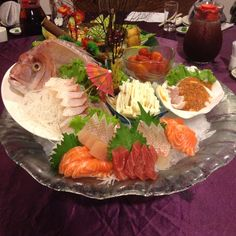 Sashimi ... Fresh is always best