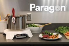 Paragon Induction Cooktop. Make precision cooking easier with advanced heat monitoring technology for sous vide and more. - https://www.indiegogo.com/projects/paragon-induction-cooktop/x/3710900