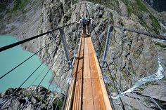 8 Thrilling Suspension Walkways You Need on Your Tick List