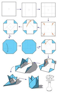 Origami Flowers 40673202873155950 - ideas origami tutorial boite Source by toaojb Origami Design, Diy Origami, Origami Yoda, Origami Star Box, Origami And Kirigami, Origami Fish, Origami Dragon, Useful Origami, Paper Crafts Origami