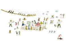 alžběta skálová ilustrace - Hledat Googlem