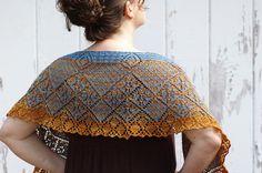 Ravelry: Golden Lion Throne pattern by Barbara Benson