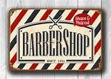vintage barber signs - Yahoo Image Search Results