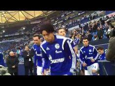 Aufwärmprogramm der Mannschaft - Wolfsburg-Spiel 2014 - YouTube