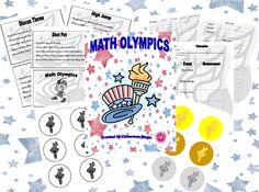 MATH OLYMPICS FUN!!!