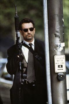 Robert De Niro in Michael Mann's Heat (1995)