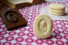 Galletas Springerle, el arte comestible - Como Tartas para Chocolate #springerle #cookies #christmas #navidad