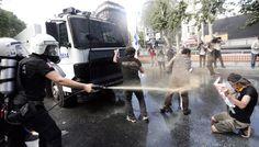 Turks  Police #istanbul #turkey #taksim #occupy #police #occupygezi #occupyturkey