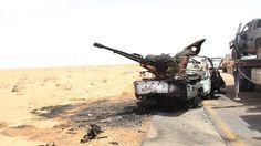 Tief gespaltenes Land: Libyen bittet Nato um Hilfe