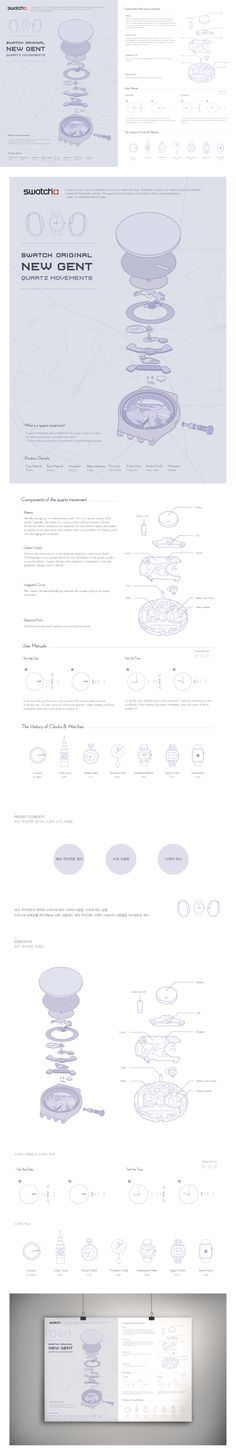 Kim Jaewon│ Information Design Major in Digital Media Design │ │hicoda. Technical Illustration, Technical Drawing, Information Design, Information Graphics, 3d Camera, Instructional Design, Japan Design, Brochure Layout, Publication Design