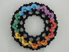 Origami 360 PHiZZ Unit Torus