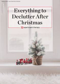 11 Things You Should Declutter and Donate After Christmas | Apartment Therapy