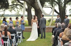 Tiger Lily Weddings - Lowndes Grove Plantation