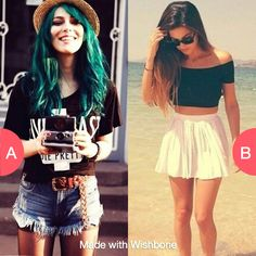 Which outfit? Click here to vote @ http://wishbone.io/which-outfit-33709609.html?utm_source=app&utm_campign=share&utm_medium=referral