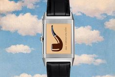 Jaeger-LeCoultre – This is a Reverso via Stuff To Buy, Accessories, Ornament