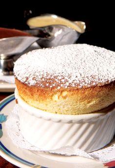 Chocolate Grand Marnier Soufflé Recipe