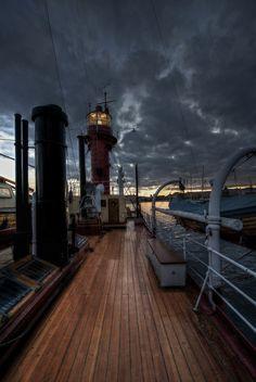 Lighthouse boat (Finngrundet) | by Robban.G
