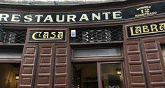 Casa Labra En Madrid: Más De 150 Años Sirviendo Bacalao
