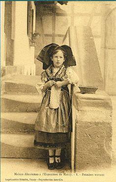 Alsace carte postale