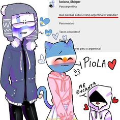 Read algunos dibujitos ukarg UwU from the story OwO ×{los Trapitos Ahre}× OwO by erika_argentina with reads. Villainous Cartoon, Mundo Comic, Country Art, Bugs Bunny, Character Outfits, Cute Characters, Hetalia, Wattpad, Cringe