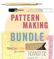 BUNDLE - Pattern Making