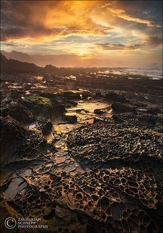 ✯ Looking Down on the Oregon Coast