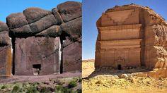 (adsbygoogle = window.adsbygoogle || []).push();   La antigua puerta de Hayu Marka en Perú y la de Almaden Saleh en Arabia Saudí muestran notables y fascinantes similitudes. ¿Es posible que, como sugieren las leyendas, estos antiguos lugares vayan mucho más allá de nuestra...