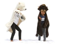 Get cosy and dress up for Halloween with these adorable critters! @Ratatam Stramgram Stramgram Kids
