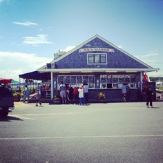 One of my favorite places in the world. I've had many lobster feasts here.