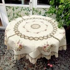 embroidered tablecloth - Google Search